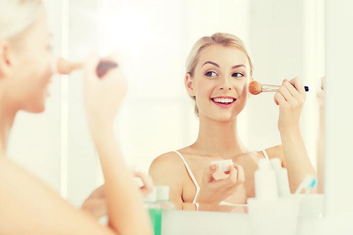 Makijaż do zadań specjalnych