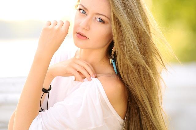 Piękne włosy
