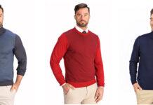 Modne swetry męskie na co dzień