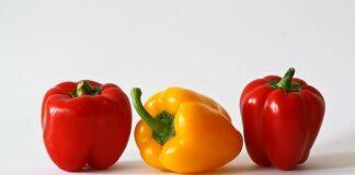 Papryka zawiera duże ilości witaminy A